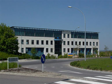 Center Leudelange frontal